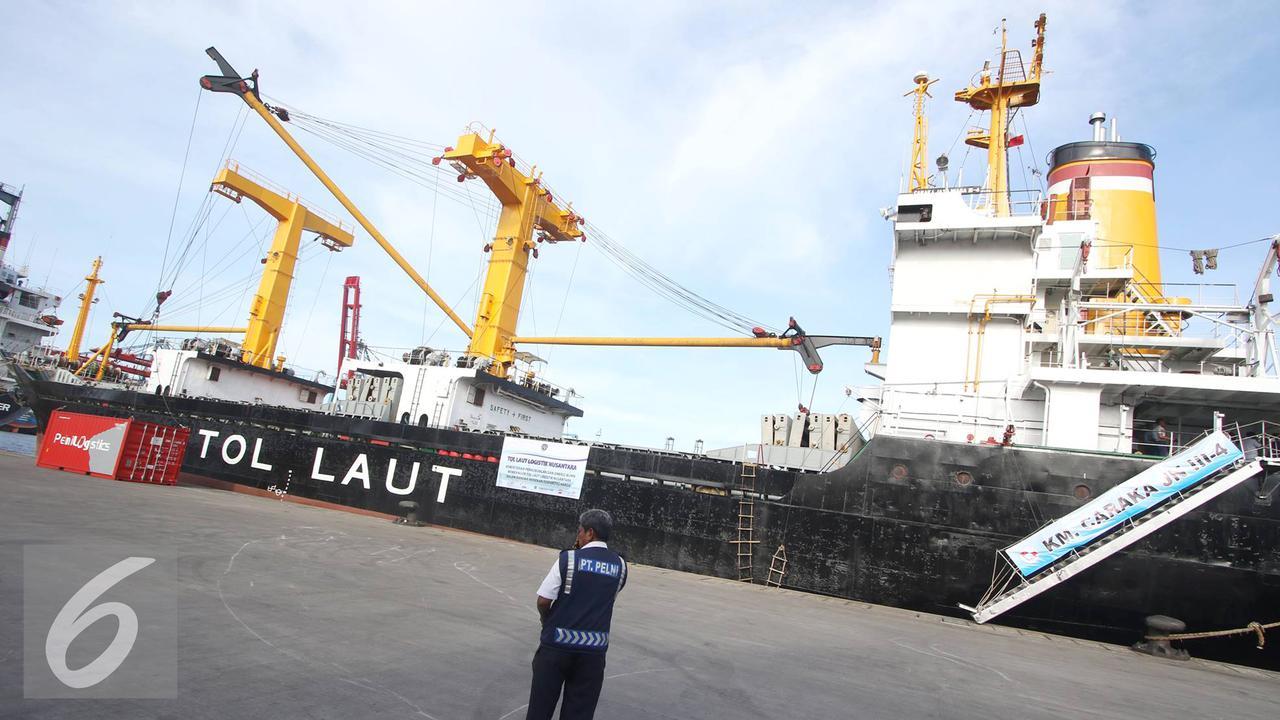 40 Persen Arus Logistik Dunia Lintasi Indonesia, Pemerintah Bisa Apa?