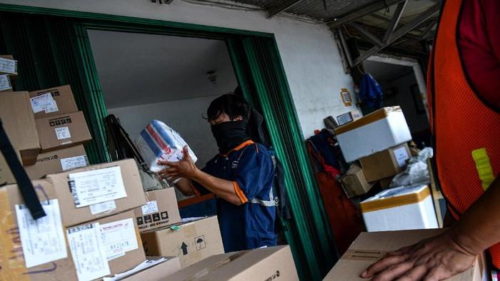 Bisnis Logistik Banjir Orderan Selama Corona